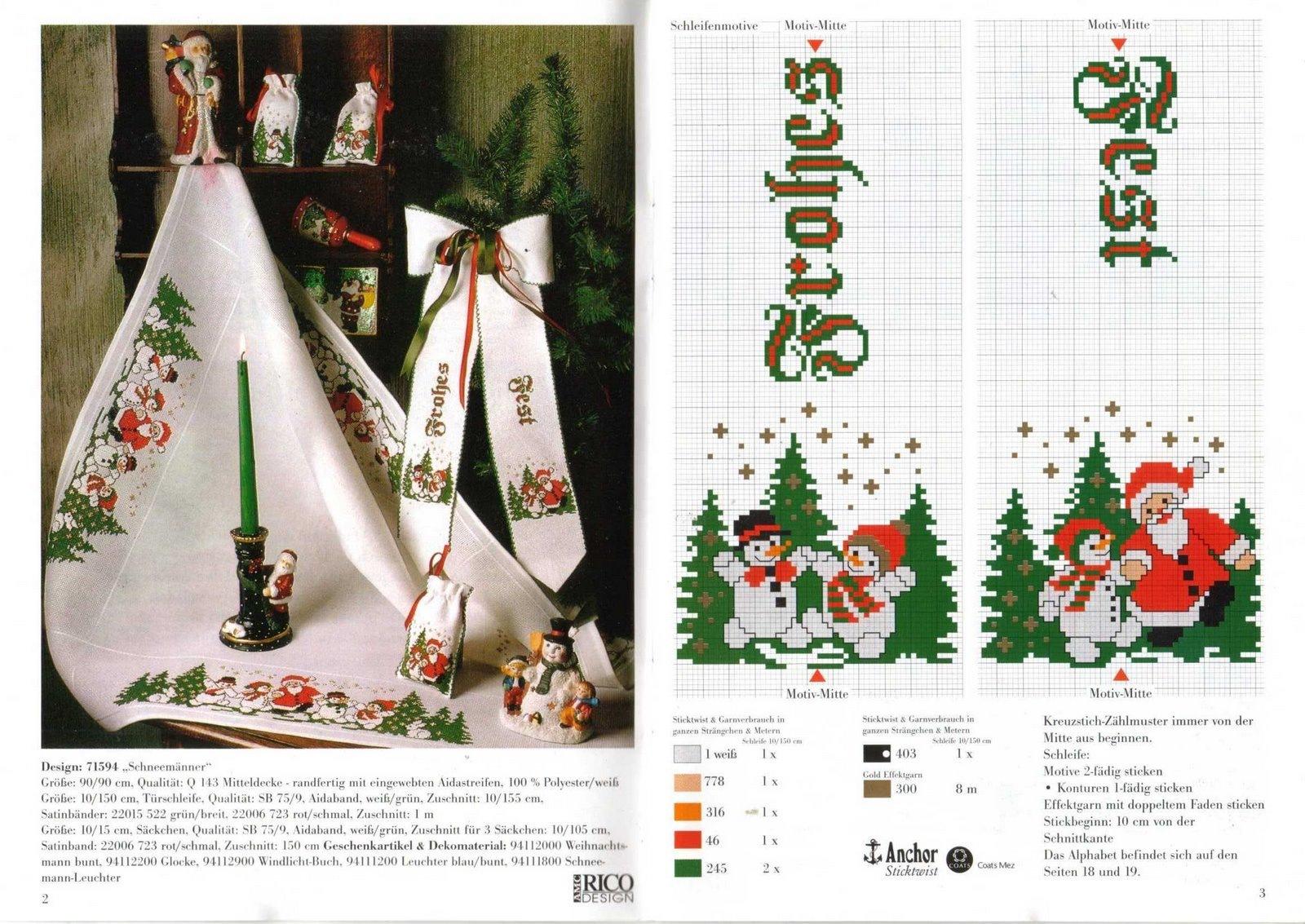 Рождественские мотивы вышивка гладь