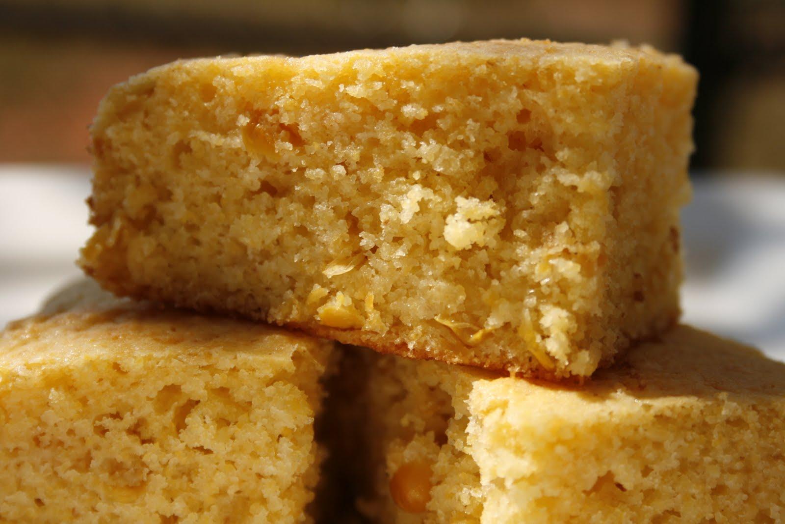 Laura's Sweet Spot: Sweet, Moist Cornbread
