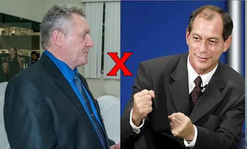 Política Sobralense - A resposta de Oscar Rodrigues ao Ciro Gomes