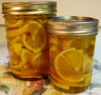 honey-lemon jam