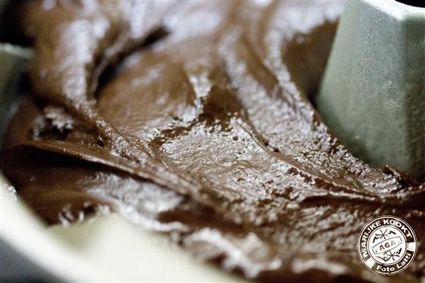 Mijn Brownie cake