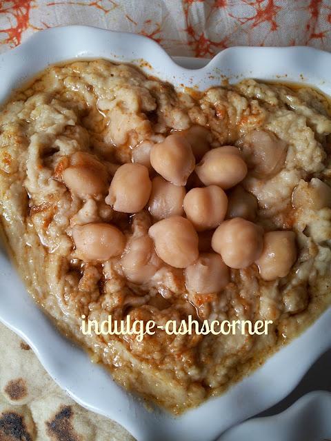 Chickpeas Hummus