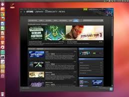 Nuevo cliente Steam para Ubuntu, cliente Steam Ubuntu, juegar Steam en Ubuntu