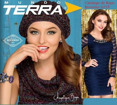Terra catalogo ropa invierno 2015