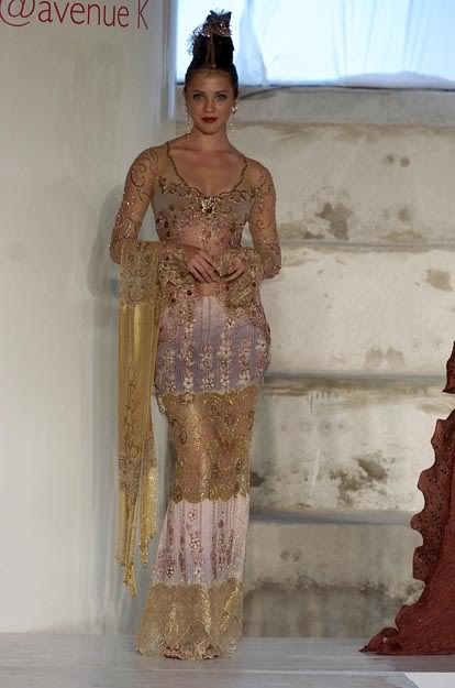 Kebaya Pernikahan Trend Model September