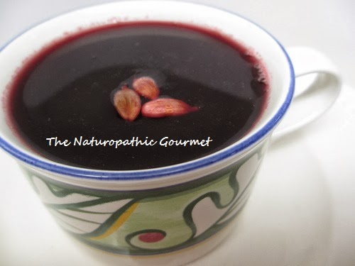 The Naturopathic Gourmet: Vin Chaud (Hot Mulled Wine)
