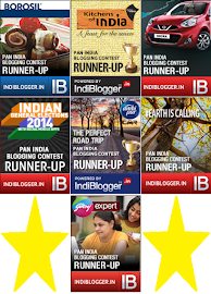 Contest Wins At IndiBlogger...