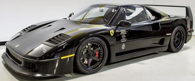 Fast N' Loud Ferrari F40 Sells for $740k - TheGentlemanRacer.com