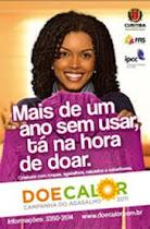 """Campanha """"DOE CALOR 2011 - PR"""""""
