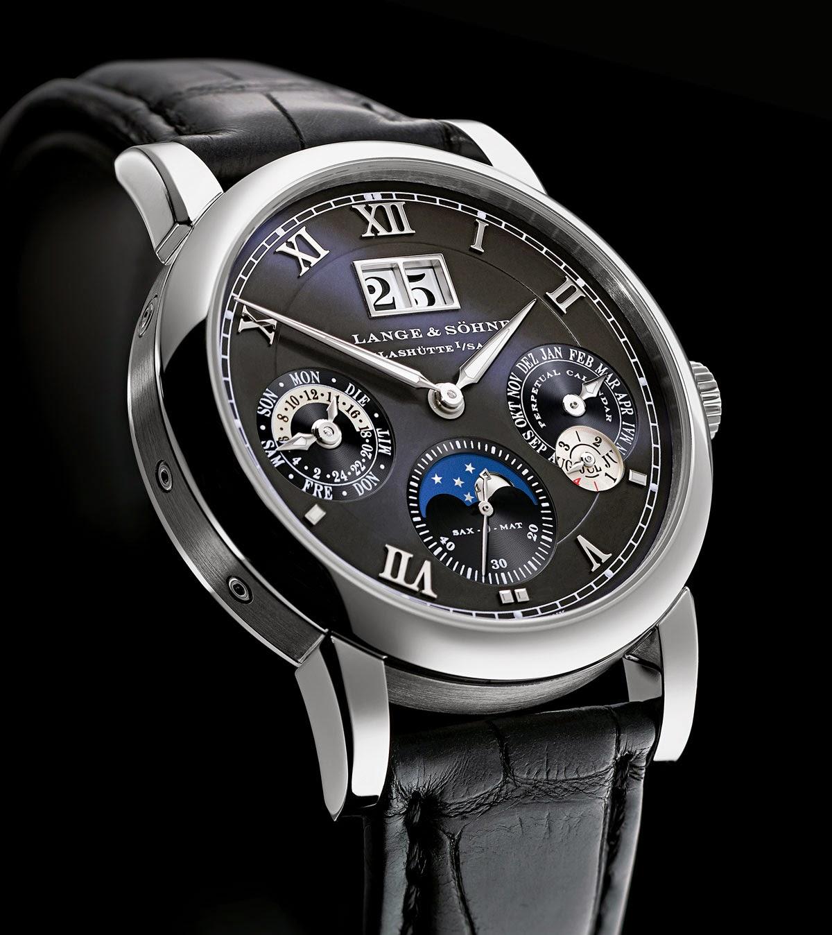 A. Lange & Sohne Langematik Perpetual replica watch
