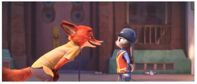 Disney presenta un nuevo tráiler de 'Zootrópolis'