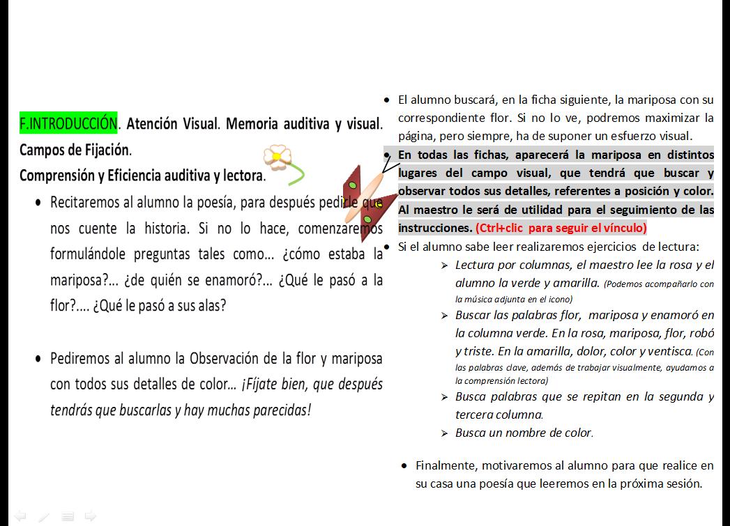 La imagen muestra la introducción de la guía metodológica del programa