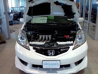 Honda Jazz Favourites Particular Model