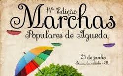 MARCHAS DE ÁGUEDA ADIADAS PARA 28 DE JUNHO!
