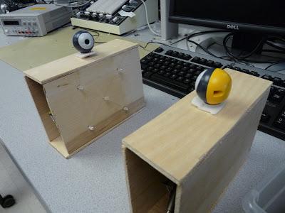 Optical Morse code transceiver