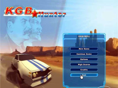 KGB Hunter Game free for pc