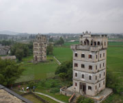 Multi-storeyed Kaiping Diaolou and Villages