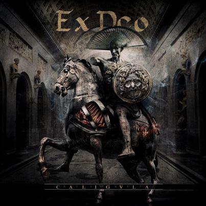 """Ex Deo - """"Caligvla"""" (Symphonic Melodic Power Black)"""