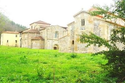 Villaviciosa, Valdediós, vista general