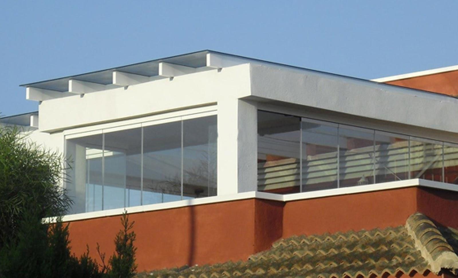 Montaje de cerramientos para galer as cerramientos de for Casetas aluminio para terrazas