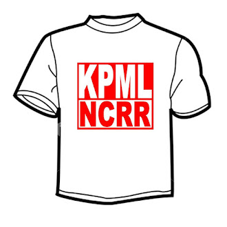 KPML-NCRR t-shirt design 102