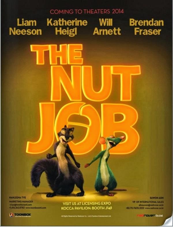 the nut job teaser trailer