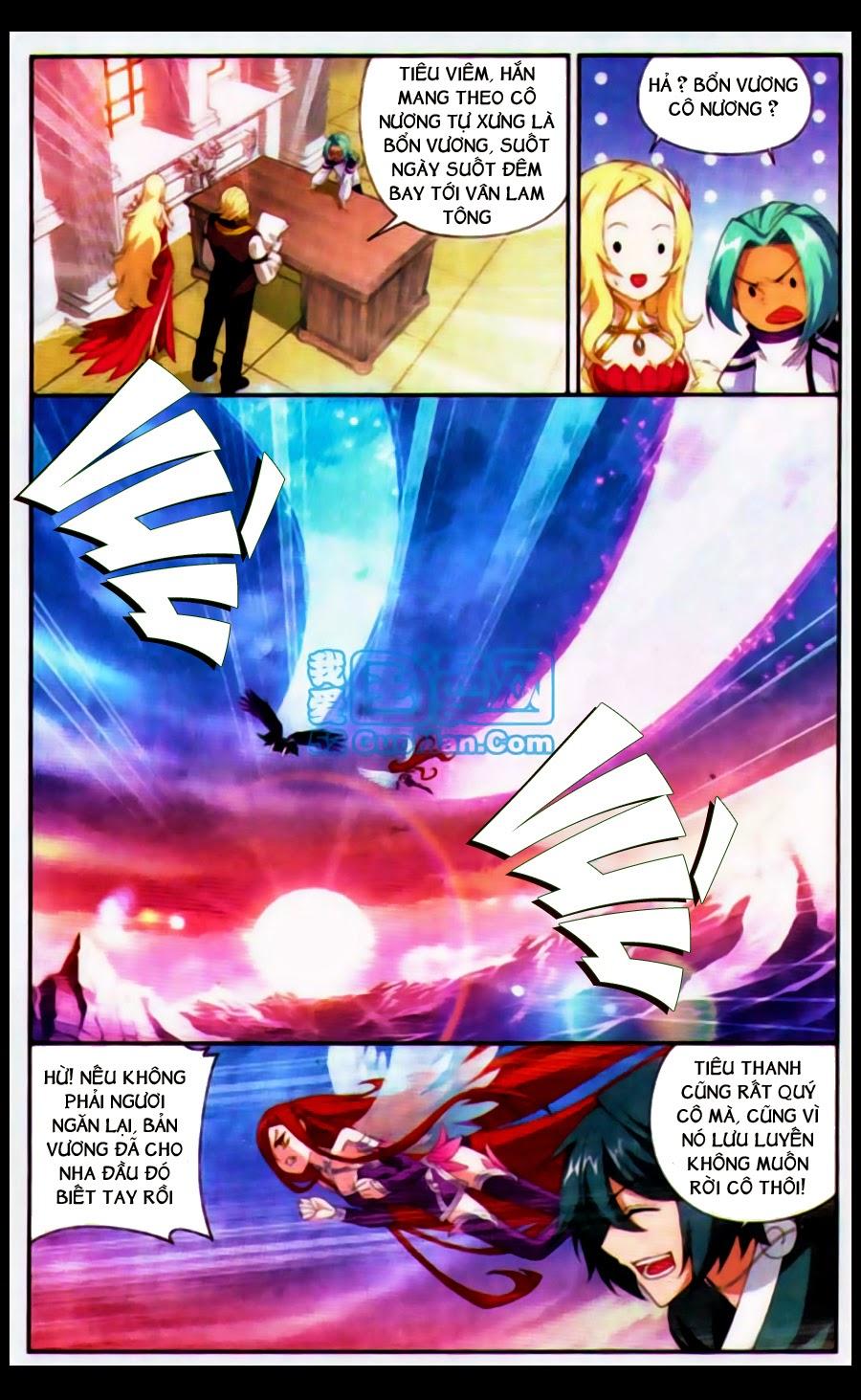 Đấu Phá Thương Khung chap 87 page 6 - IZTruyenTranh.com