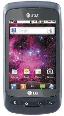 LG Phoenix P505 Android