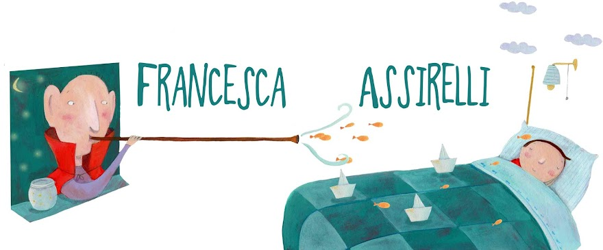FRANCESCA ASSIRELLI illustratrice