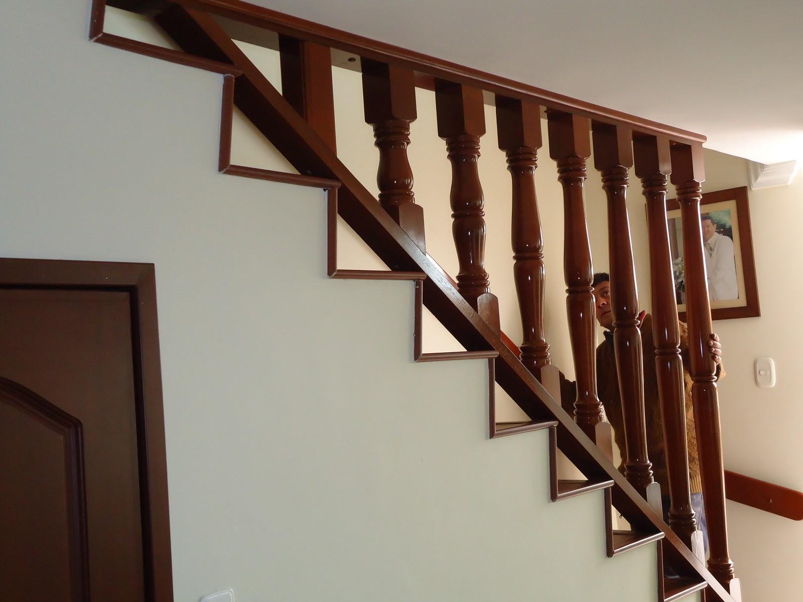 Muebles gamdino pasa manos y pasos de escalera - Muebles en escalera ...