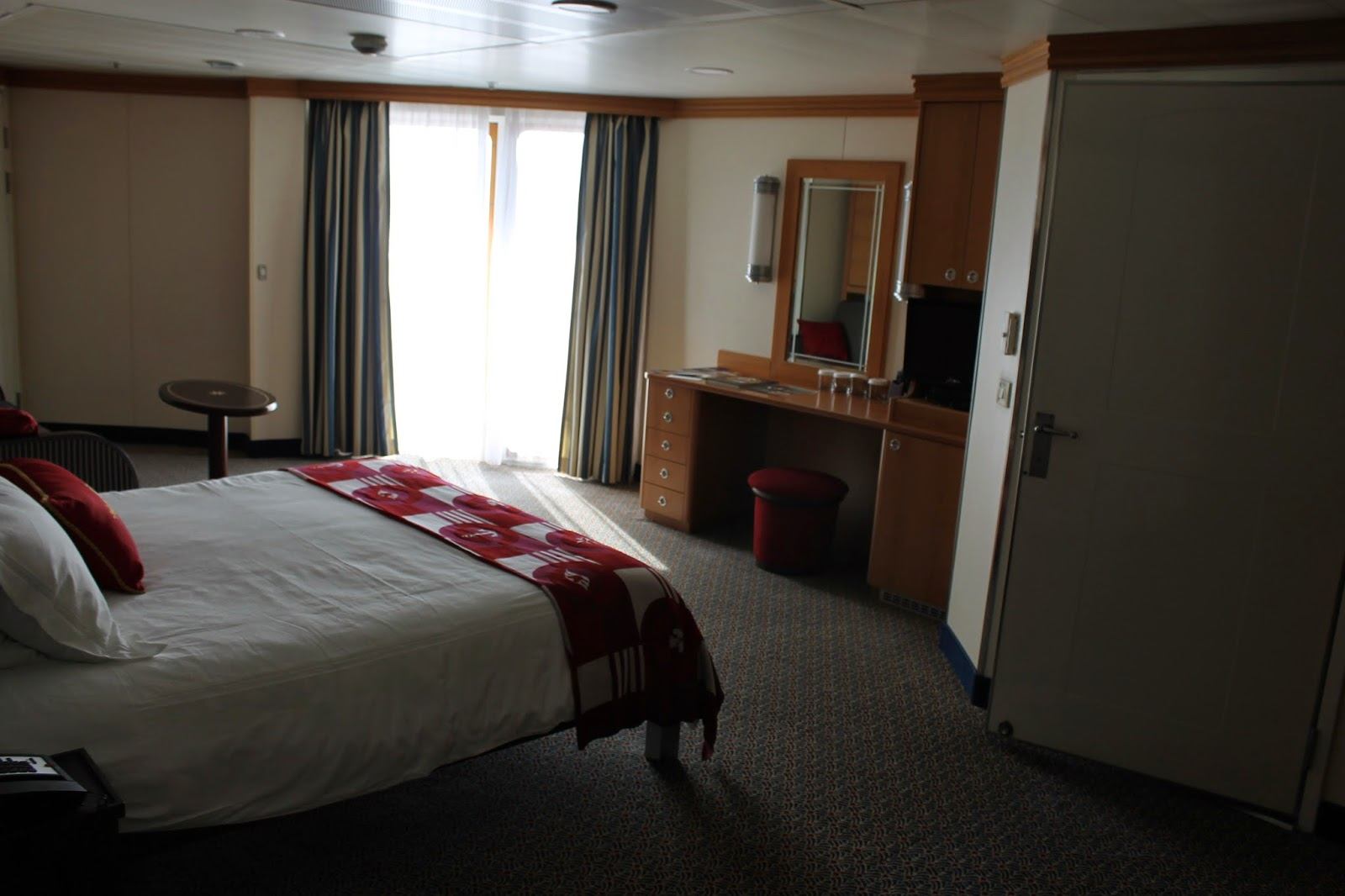Disney Cruise Line Handicap Accessible Stateroom