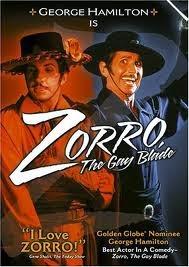 Zorro gay