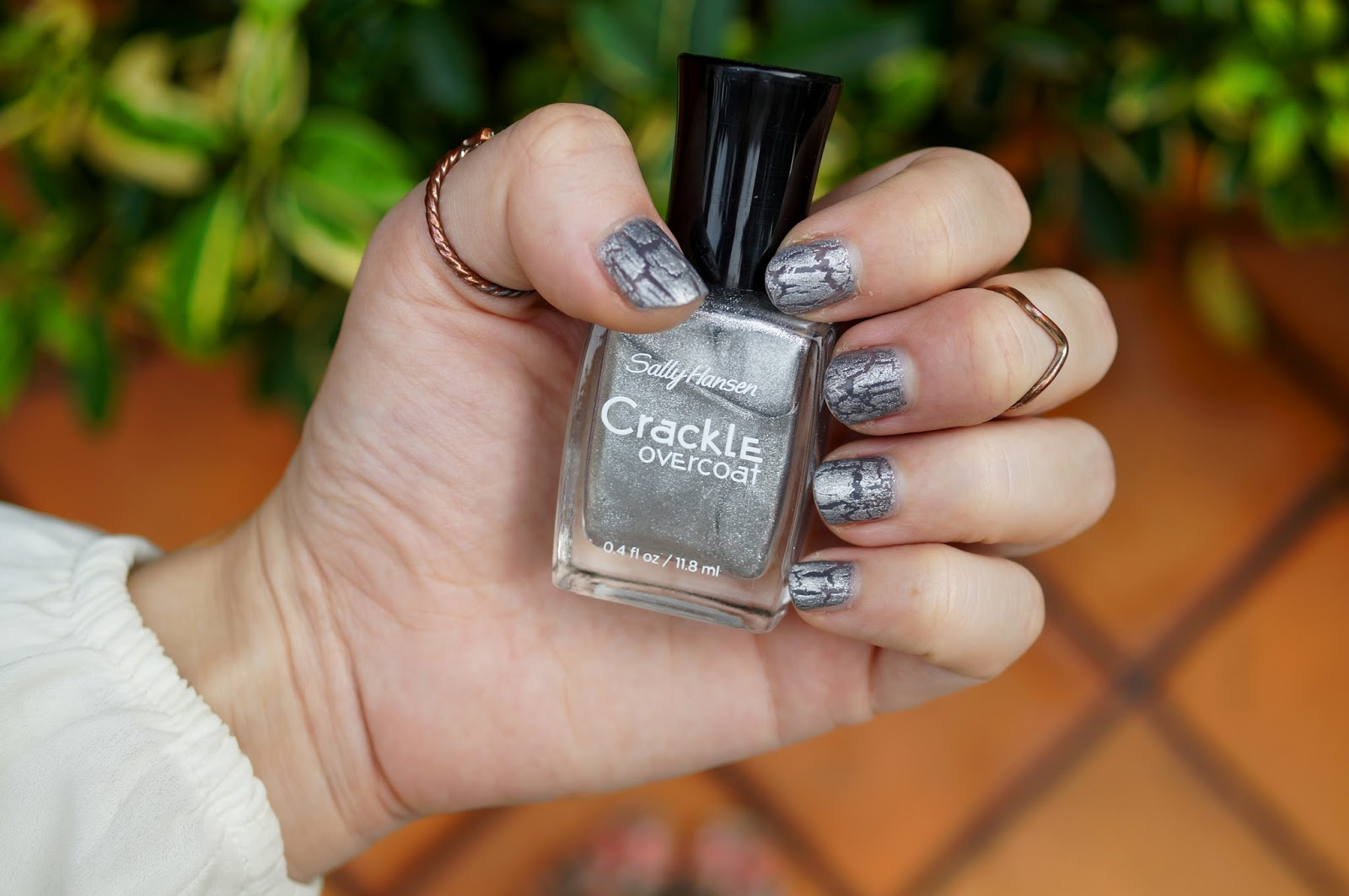 Sally Hansen Crackle Nails