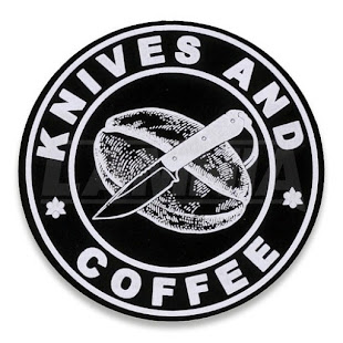 knifes and coffee