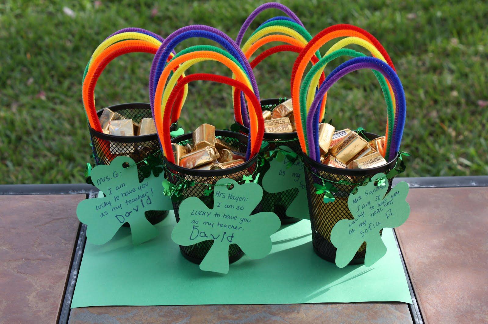 a crafty escape pot of gold teacher appreciation gift