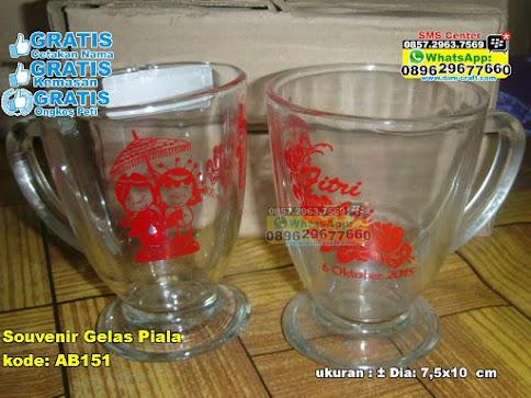 Souvenir Gelas Piala grosir
