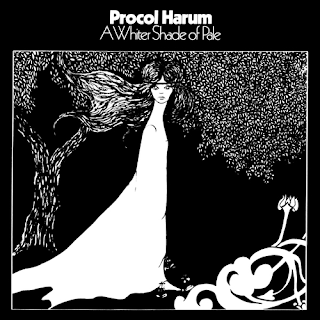 A whiter shade of pale. Procol Harum