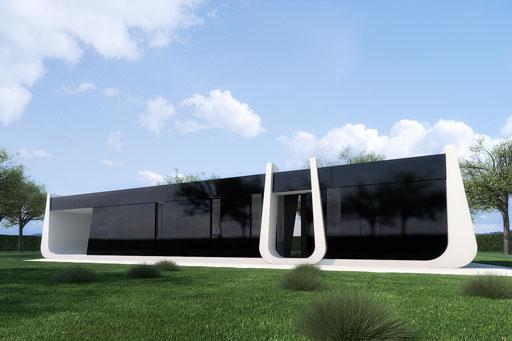 Arquitrend a cero tech - Viviendas modulares diseno ...
