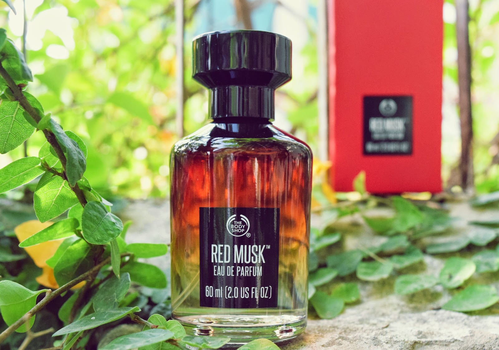 Red Musk Eau de Parfum by The Body Shop