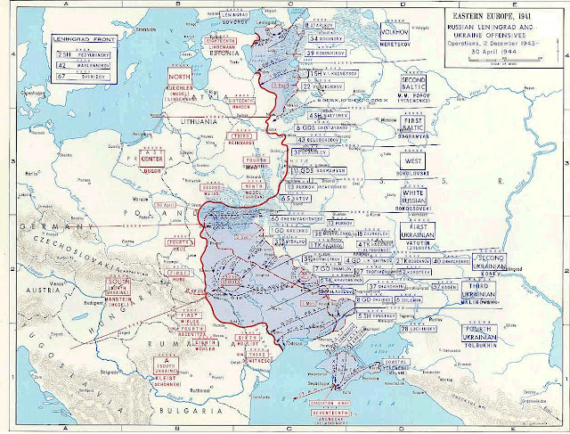 an analysis and history of the east front during the world war two The war on the eastern front, known to russians as the great patriotic war, was the scene of the largest military confrontation in history over the course of four years, more than 400 red army .