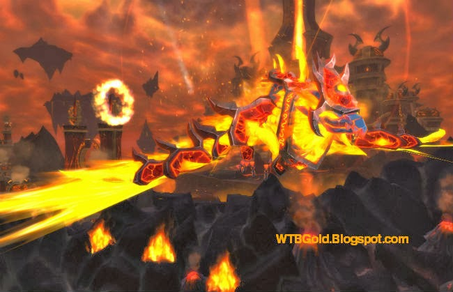 Alysrazor, Firelands, Patch 4.2, Alysrazor Wallpaper, WTBGold