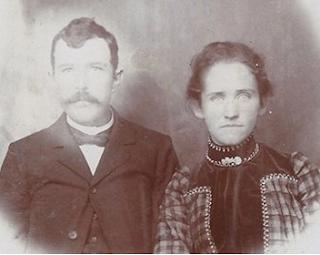 Robert Lee Ganus and Stella Mae Montgomery