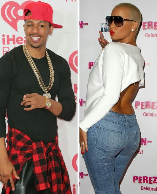 Marriage-killer Nick Cannon on Amber's divorce debt