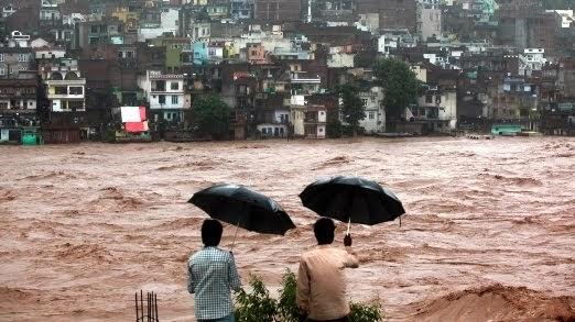 Invierno en India