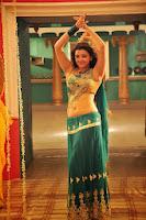 Kajal Agarwal Navel Hot Photos in Tamil Movie