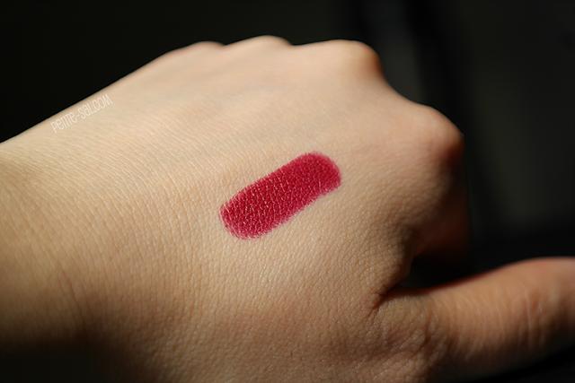 color swatch diva mac lipstick
