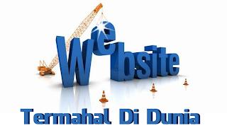 Daftar Harga Website Termahal Di Dunia