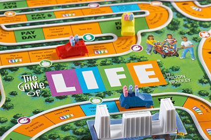 Spencespace the game of life for The game of life template