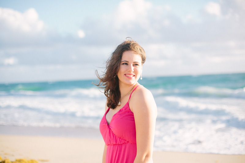 palm beach florida senior portrait photography