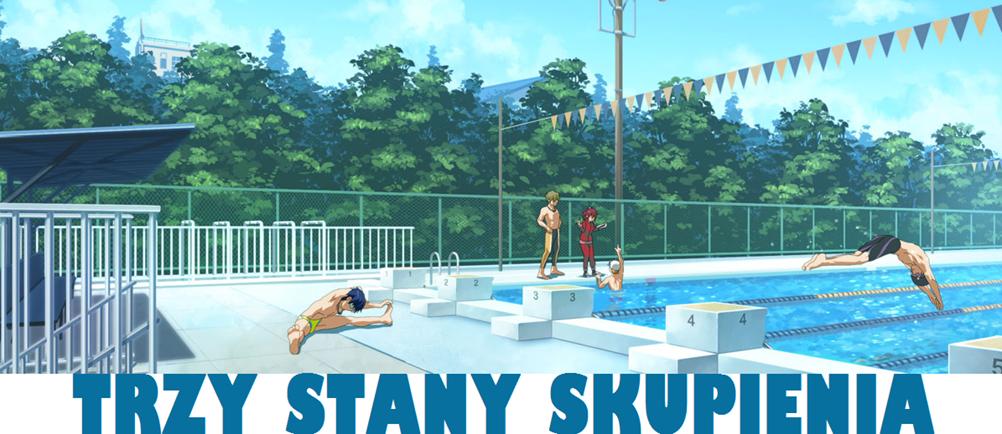 Trzy stany skupienia - Opowiadanie gejowskie o pływaniu